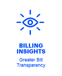 Billing Insights: Greater Bill Transparency