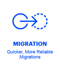 Migration: Quicker, More Reliable Migrations