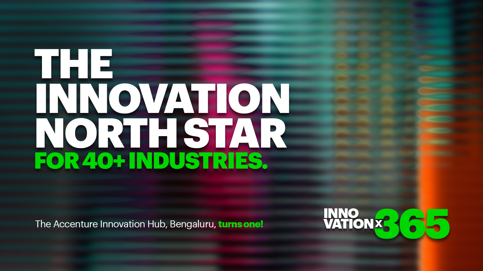 The Innovation North Star for 40+ Industries.