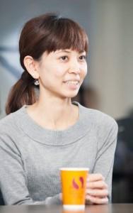 石村 真理絵さん(AS-FS コンサルタント)