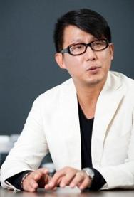 パーク・エズラさん(アクセンチュア・インタラクティブ シニアマネジャー)