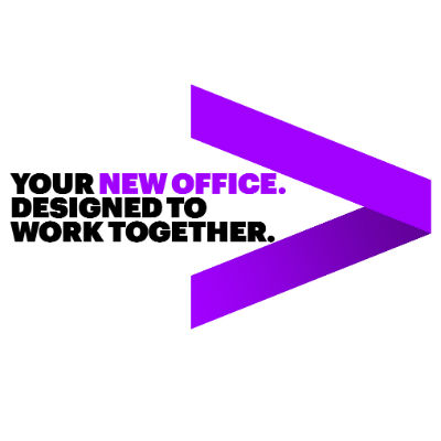 Your new office. Design to work together.