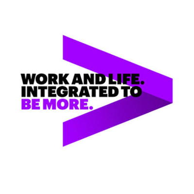 Work and life. Integrated to be more.