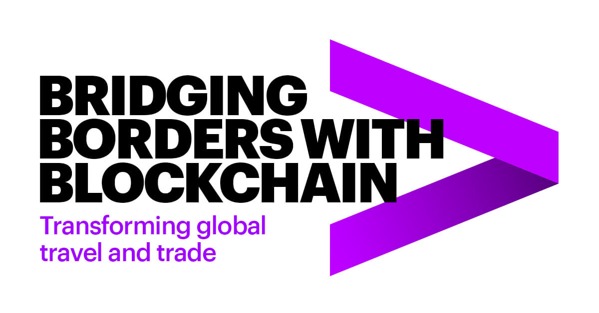 Smart Borders | Accenture