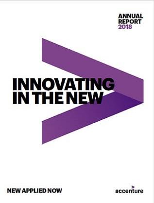 Accenture's Annual Report
