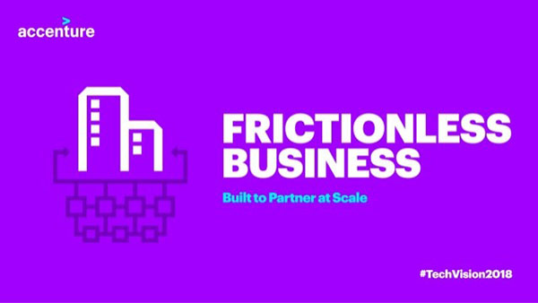 Frictionless Business