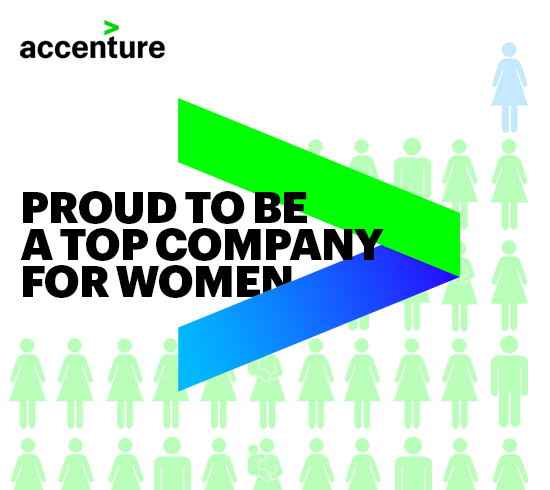 Proud to be a Top Company for Women