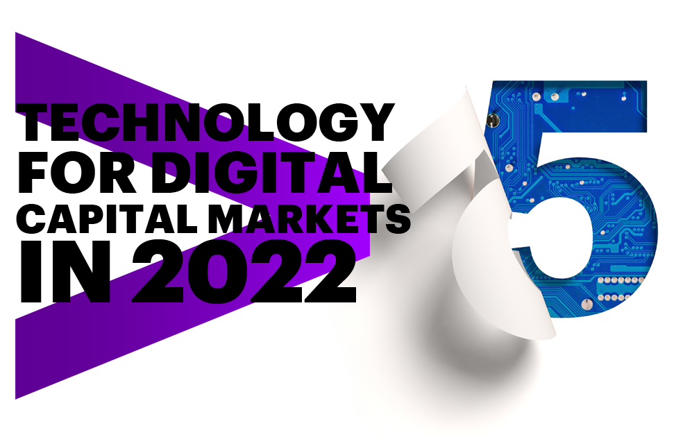 technology for digital capital markets in 2022 accenture