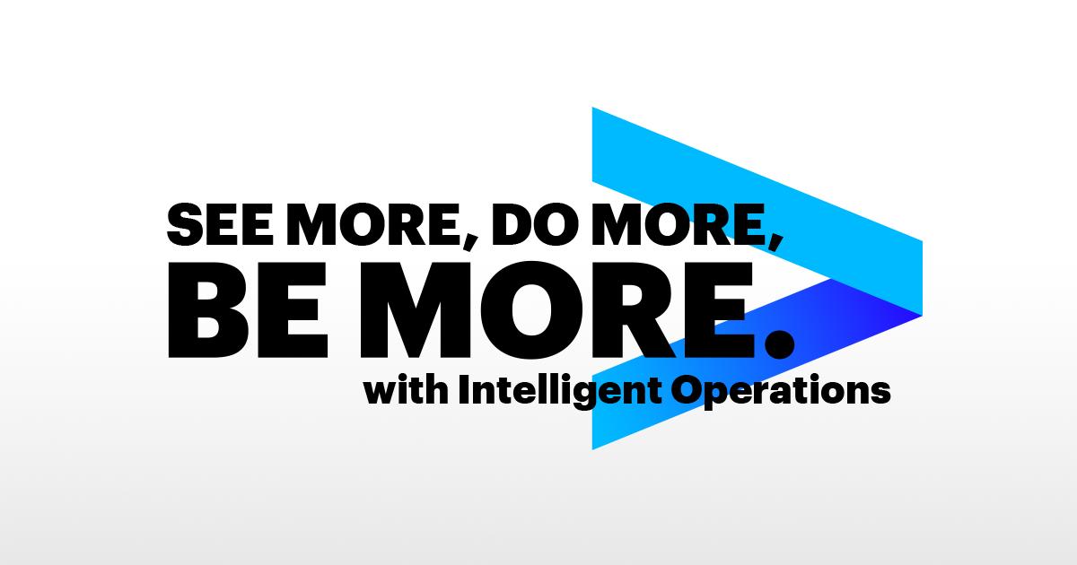 Intelligent Operations In Organizations Accenture