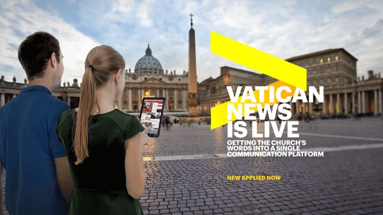 Vatican news is live