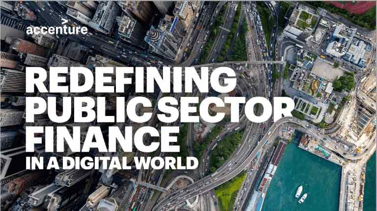Redefining public sector finance in digital world