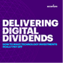 Delivering Digital Dividends - image