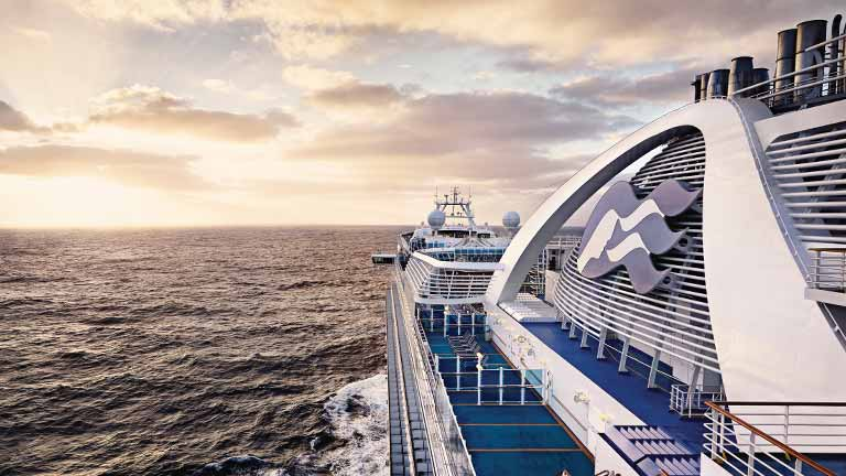 Reimagining guest experiences on the high seas