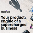 Your product: Engine of a supercharged business