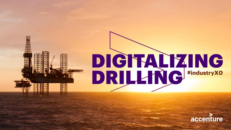 Industry X.0 helps offshore drilling contractors