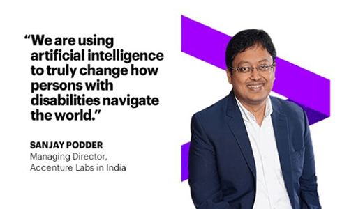 Empowering Persons with Disabilities | Accenture
