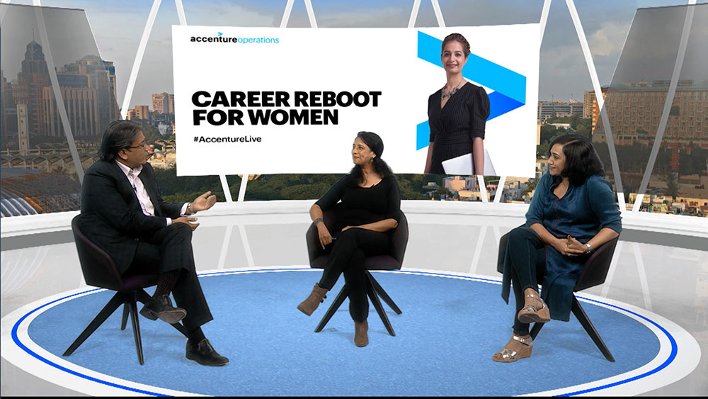 Career Reboot for Women