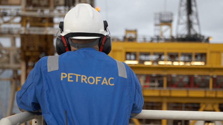 Partnering with Petrofac to launch its Innovation Zone