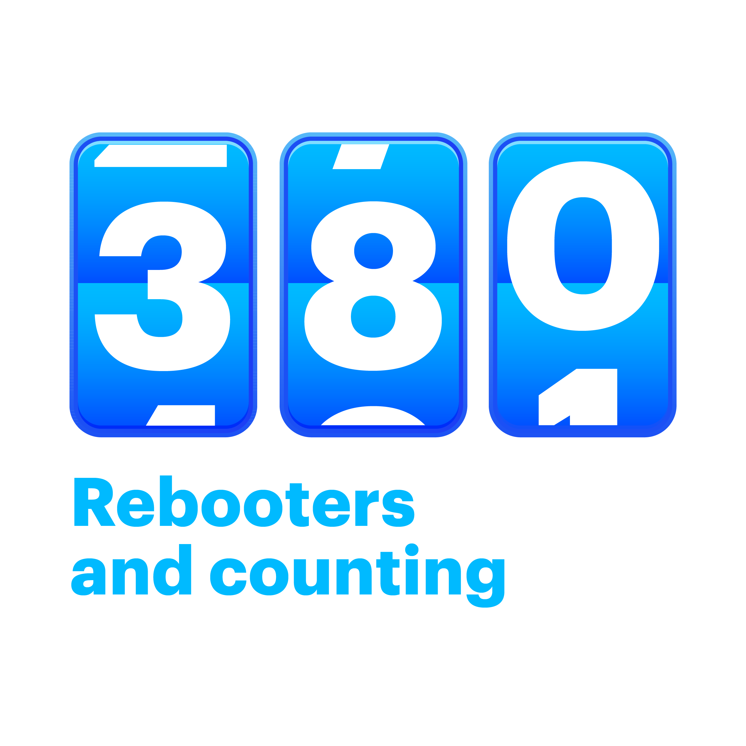 Rebooters and Counting