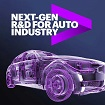 Next-generation R&D for auto industry