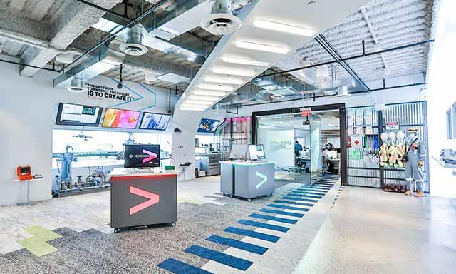 Houston Innovation Hub | Accenture