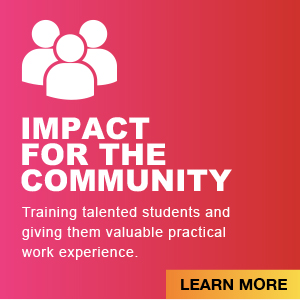 Impact for the community