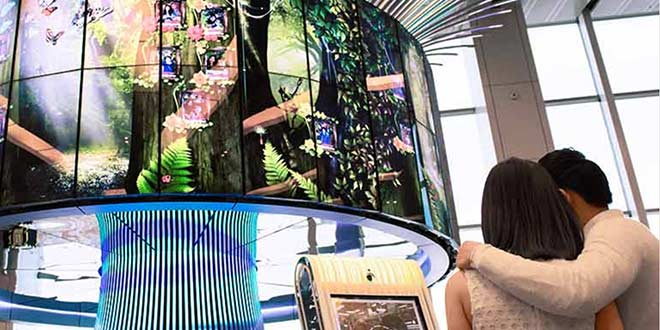 Singapore Changi Airport: Flying high with digital