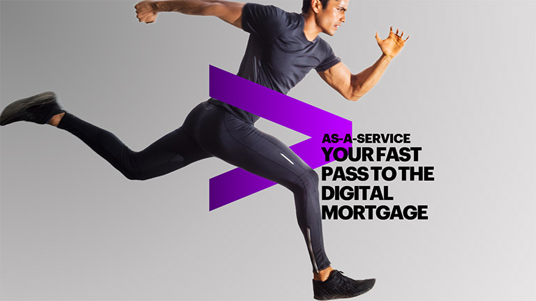 As-a-service: Fast pass to the digital mortgage