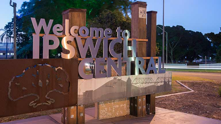 Ipswich City Council becoming a smart city