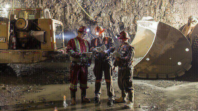 Goldcorp's connected mining transformation