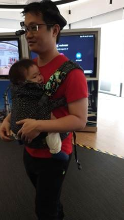 Family First: How Codey Thrives as a Father at Accenture