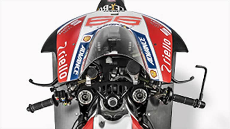 Full throttle analytics for Ducati