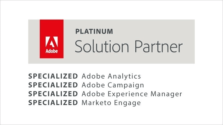 Adobe Specialized Partner
