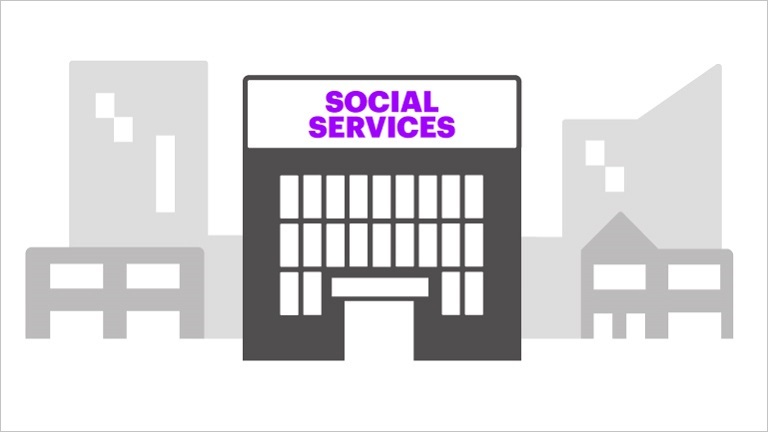 Social services rewired