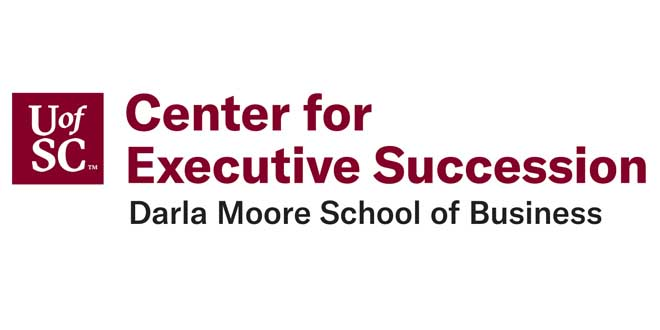 USC Center for Executive Succession, Darla Moore School of Business