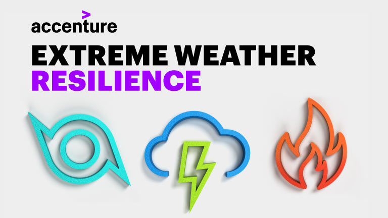 Greater resilience to confront extreme weather