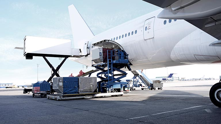 COVID-19: Impact on air cargo capacity