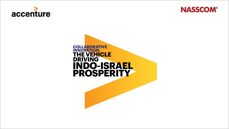 Collaborative innovation: The vehicle driving indo-israel prosperity