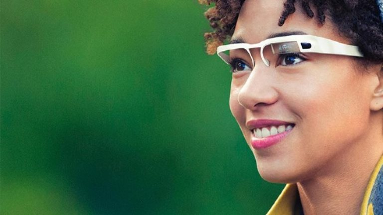A future in sight: Google Glass pilot