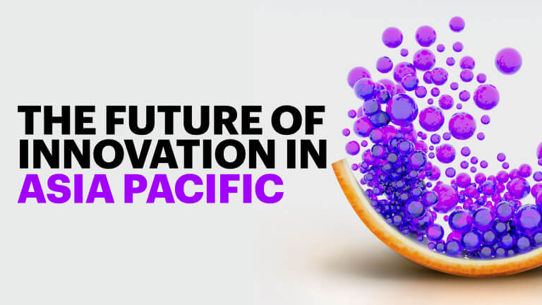 The future of innovation in Asia Pacific