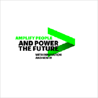 Amplify people and power the future with innovation and new it
