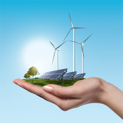 Commercial optimization for renewables