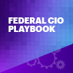 Federal CIO playbook