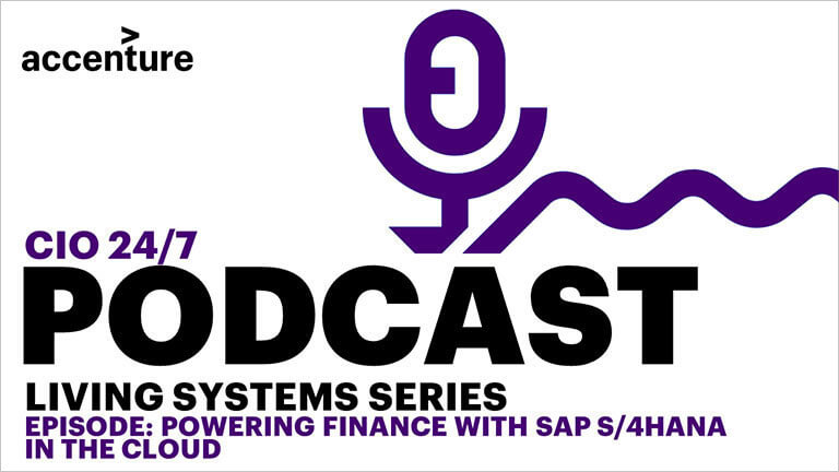 Technology: Powering Finance with SAP S/4HANA in the cloud