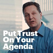 Put trust on your agenda