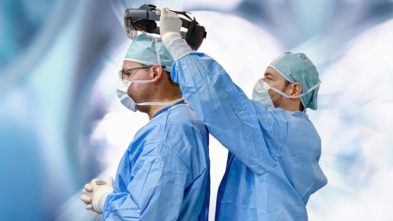 Augmented Reality (AR) for Surgical Success Case Study | Accenture