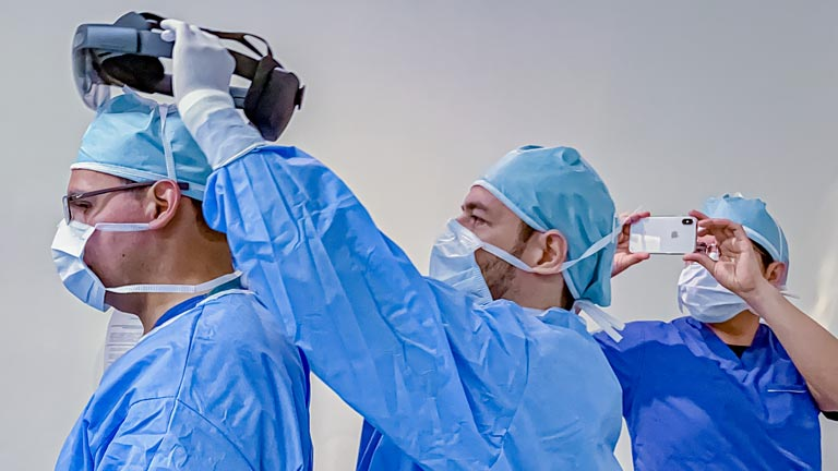 Augmented for surgical success—a reality now