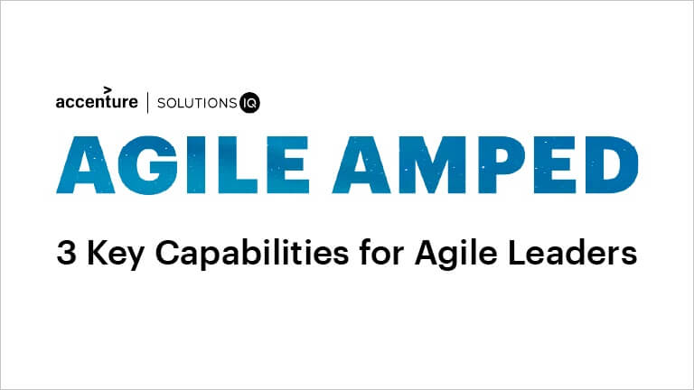 3 Key Capabilities for Agile Leaders