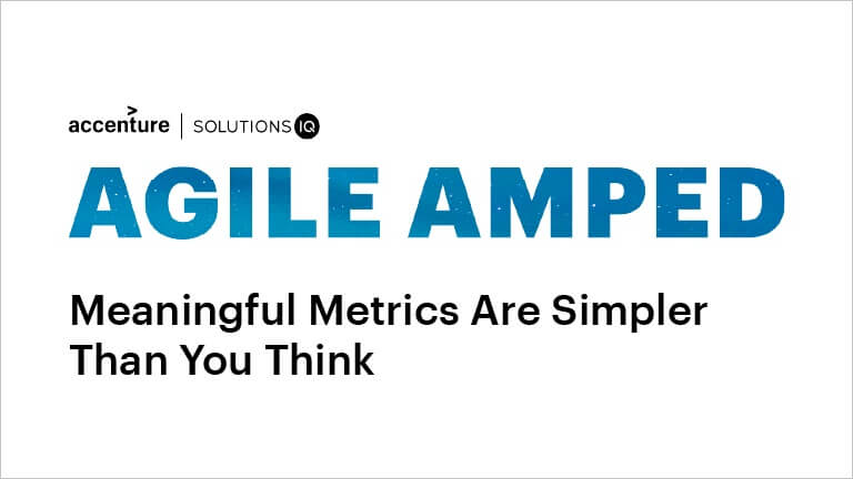 Meaningful Metrics Are Simpler Than You Think