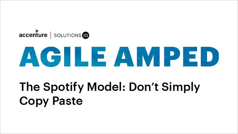 The Spotify Model: Don't Simply Copy Paste